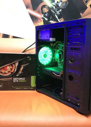 Игровой ПК 4 Ядра Игры на MAX Core i5 3470/8Gb/500GB/GTX 1050Ti 4