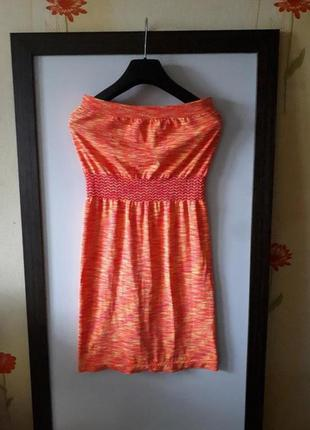 Пляжное платье, летнее платье