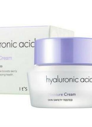 Крем для лица с гиалуроновой кислотой it's skin hyaluronic aci...
