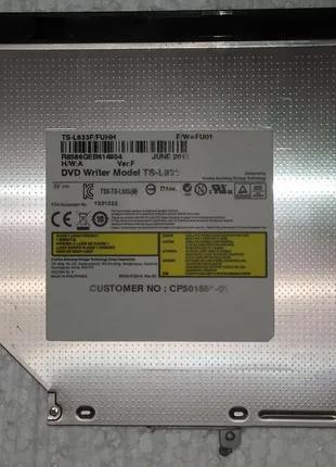 DVD-RW привод с ноутбука FUJITSU LIFEBOOK AH530 TS-L633F CP501551