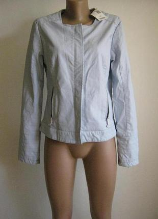 Куртка promod (искусственная кожа)новая арт.900 + 2000 позиций...