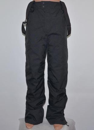 Зимние, теплые лыжные, сноуборд штаны  parallel (l)
