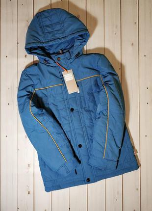 Демисезонная куртка для мальчика подростка от бренда rm kids, ...