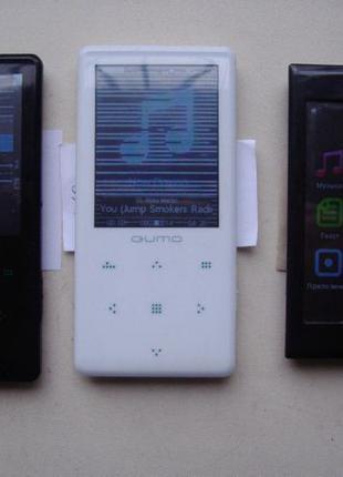 MP3 плеер QUMO NEON 4Gb (под перепрошивку,восстановление или з...