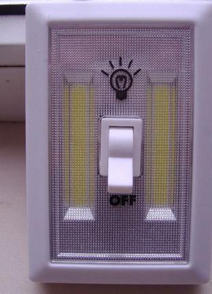 LED светильник (фонарик) очень удобный и яркий (от 3шт ААА) фо...