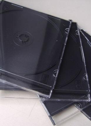 Коробочка для CD и DVD дисков СД ДВД