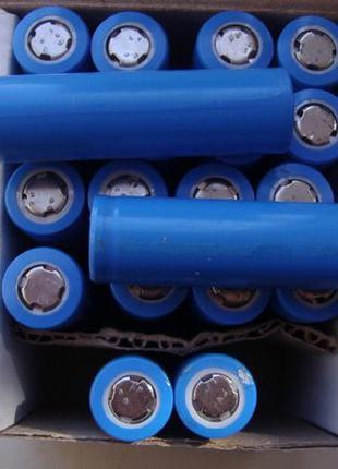 Аккумулятор 18650 с разборки 36v Li-ion батареи