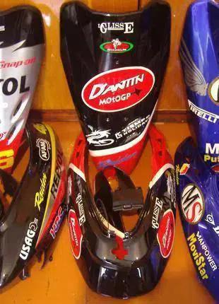 Комплект пластика на скутер Honda Dio AF27/AF28/AF34/AF35