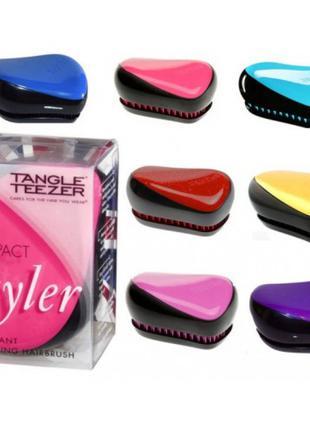 Компактная щетка для волос Tangle Teezer Compact Styler