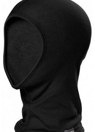 Балаклава черная чорна шлем маска подшлемник odlo face mask wa...