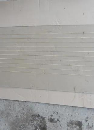 Стекло заднее ВАЗ 2121 с подогревом (пр-во TSG) ГС 50655