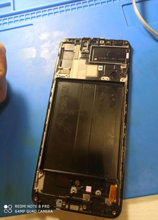 Дисплейный модуль Samsung A70