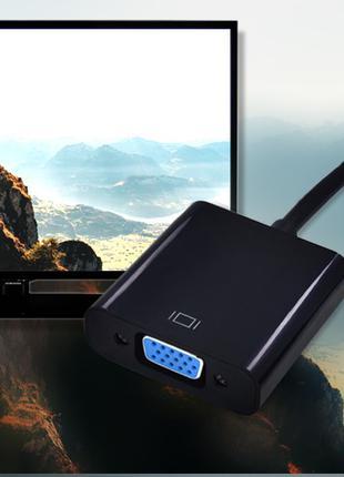Переходник HDMI to VGA, адаптер