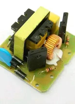 Инвертор, повышающий преобразователь напряжения с 12 на 220 вольт