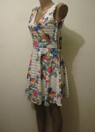 Платье sisters point новое + 2000 позиций магазинной одежды