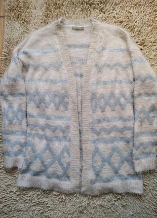 Кофта  жакет свитер пуловер кардиган травка