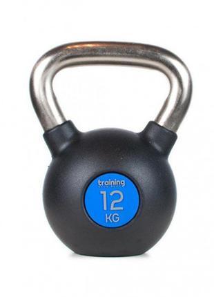 Гири стальные обрезиненные TSR Gym Deluxe