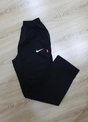 Спортивные штаны nike , мужские, прямые, без манжета! классика!
