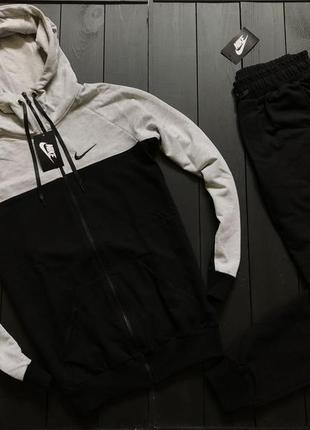 Бомба! новый спортивный костюм найк (nike)! хит продаж! чолові...