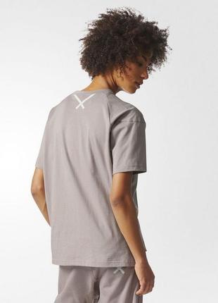 Adidas originals xbyo by satomi nakamura футболка оригинал l x...