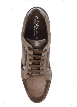 Аndrea morelli low-tops, итальянские туфли , р. 40, стелька 27...