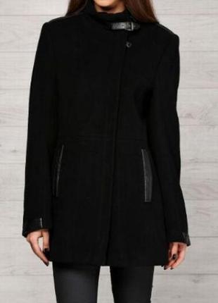 Пальто кашемировое шерстяное gerry weber m l 38 40 12 46