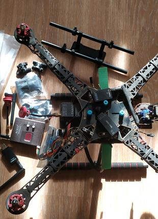 Квадрокоптер Дрон S500