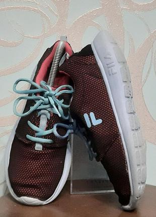 Оригинальные кроссовки женские  fila