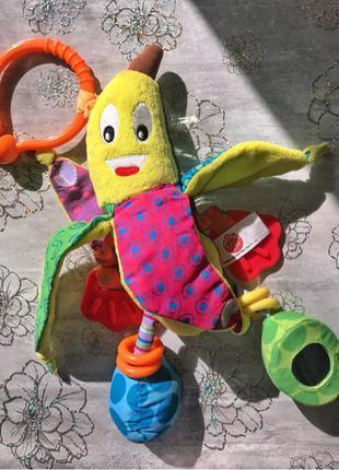 Развивающая игрушка Biba Toys Забавный бананчик