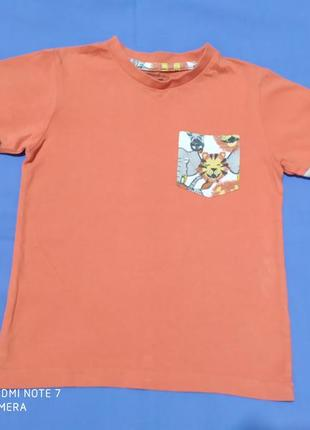 Классная футболка 3-4 года