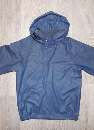 Детская куртка не промокаемая на рост 128 см торгуемся)