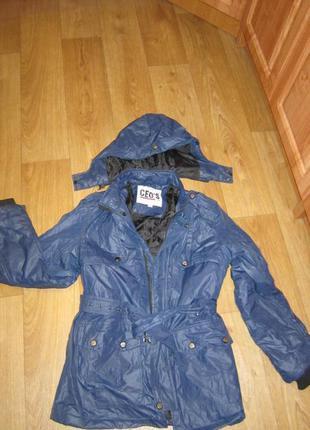 Мужская куртка-парка польша
