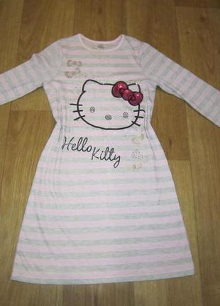Платье для дома, сна hello kitty