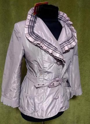 Куртка, ветровка, р.44