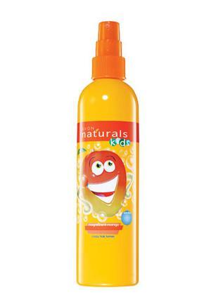 """Спрей для облегчения расчесывания волос """"игривое манго"""""""