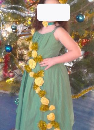 Карнавальный новогодний костюм
