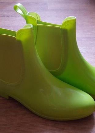 Силиконовые ботинки