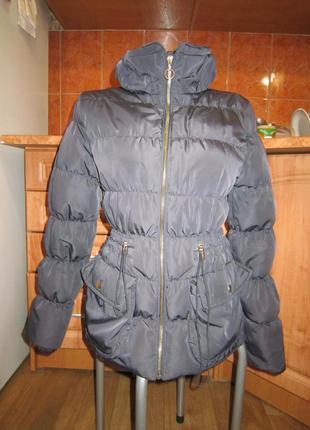 Куртка дутая, пуховик zara