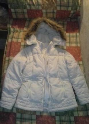 Курточка-жилетка, куртка-трансформер, р.152