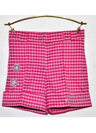 Детские шорты малинка mone для девочек 92-116