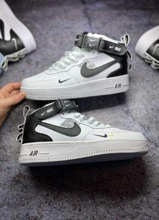 Кроссовки Nike Air Force Utility white