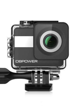 Водонепроницаемая экшн-камера DBPower N6 4K