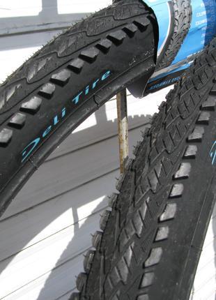 Велопокрышки DeliTire (26-1.95)велошины шины покрышки велосипед