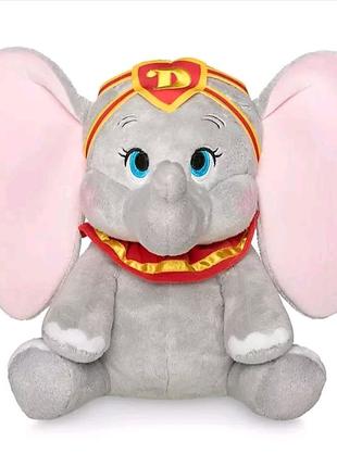 Мягкая плюшевая игрушка Слонёнок Дамбо, Disney Оригинал