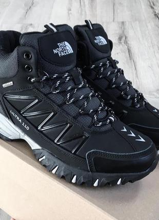 Зимние мужские кроссовки ботинки