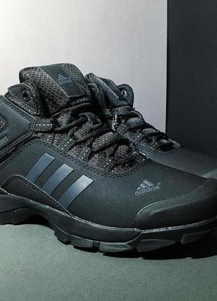 Мужские зимние кроссовки ботинки adidas climaproof