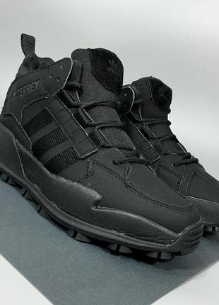 Зимние мужские ботинки кроссовки