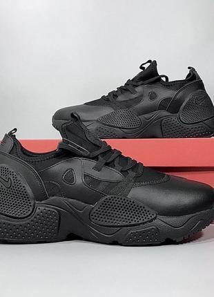 Зимние мужские кроссовки ботинки nike huarache edge