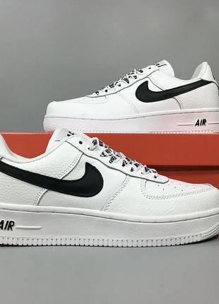Мужские кроссовки nike air force 1 nba