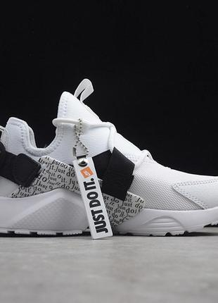 Мужские кроссовки nike huarache city low just do it